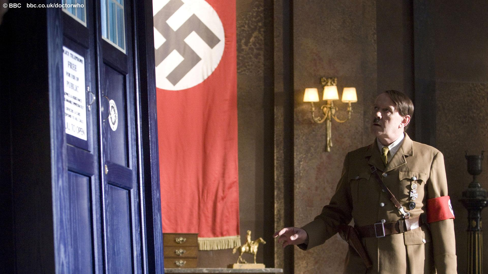 """Let's Kill Hitler"" aired on BBCA 08/27/2011"