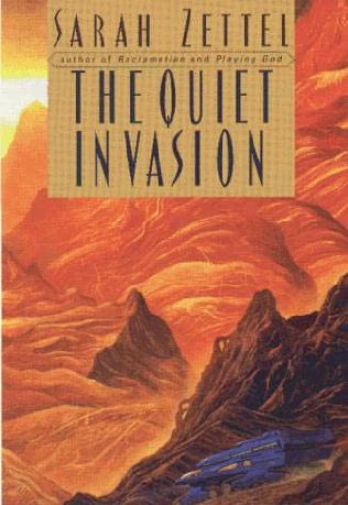 Quiet Invasion by Zettel