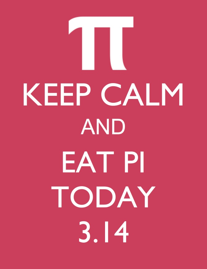 KeepCalmPiDay