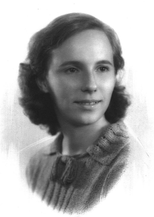 Doris Hodge 1938