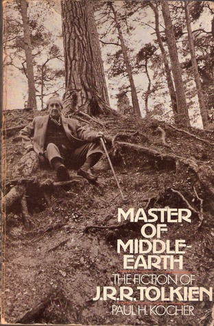 Master of Middle-Earth by Kocher cover