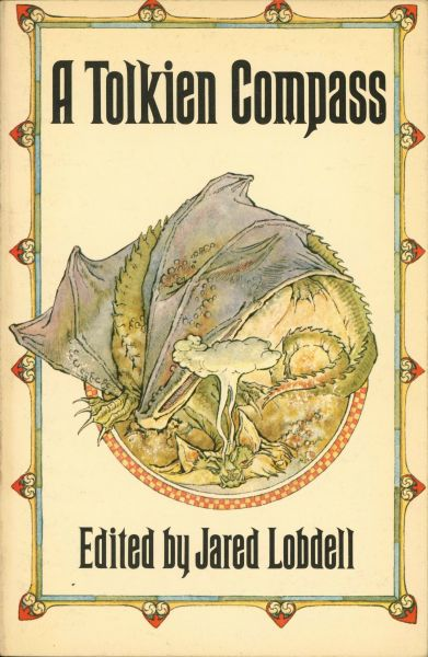 A Tolkien Compass cover